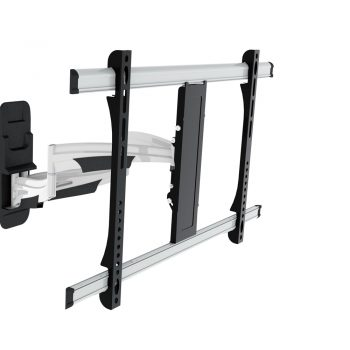 VM-LT25S B-02 Slim Full Motion Aluminum LCD TV Wall Mount