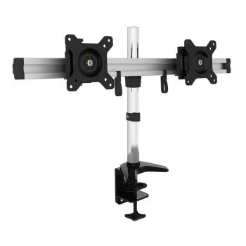 Dual Monitor Adjustable Desk Mount VM-MP220CL