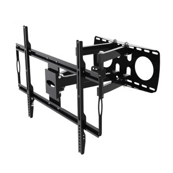 VM-P15E Is A Full Motion Wall Mount For 32''-70'' LCD/PDP TVs