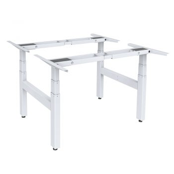 VM-HED104 Ergonomic Height Adjustable Computer Stand Modern Office Desk