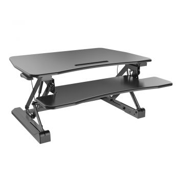 Vertical Height Adjustable Sit Stand Desk VM-LD07